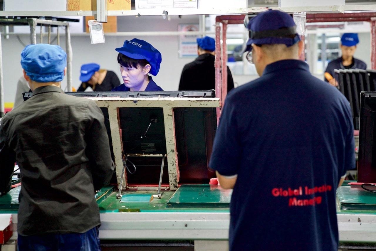 Asegure su fabricación en Asia con inspecciones de calidad y auditorías.